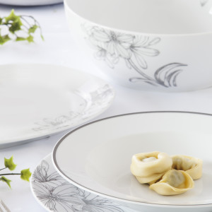 MariaPaula dek. Agapantus - zestaw obiadowy