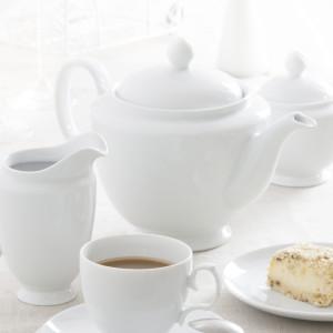 MariaPaula Biala - zestaw kawowy