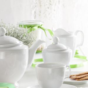 MariaPaula dek. Romantyczna Koronka - zestaw kawowy