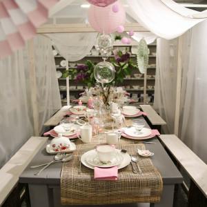 Targi Altom_garden party_kolekcja Róża