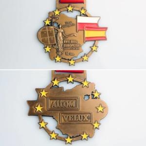 Medal XVII Biegu Europejskiego