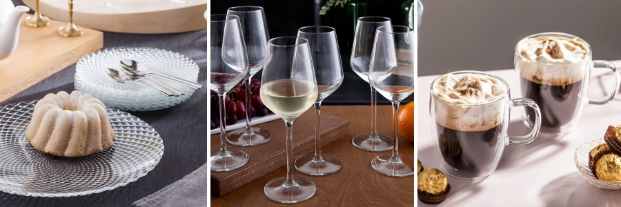 Szkło i galanteria szklana Altom