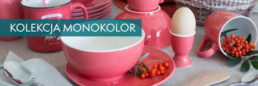 Kolekcja Monokolor