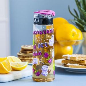 Bidon/butelka na wodę z dozownikiem Altom Design 730 ml- 3 wzory