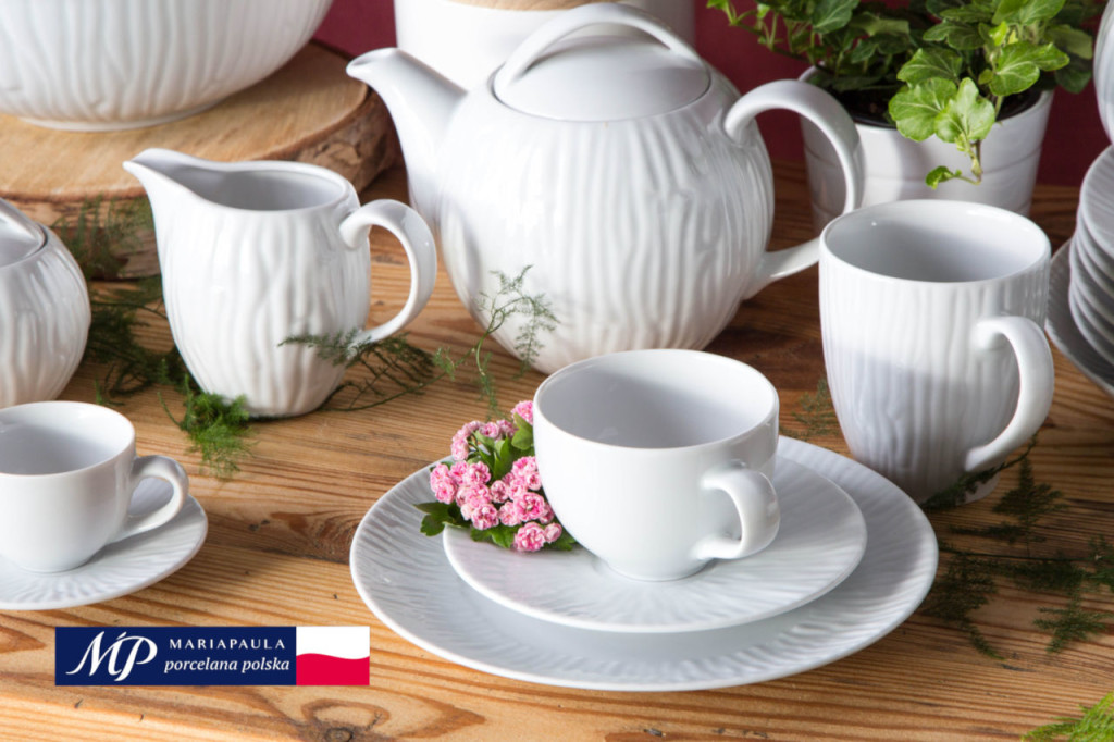 Filiżanka do kawy porcelana MariaPaula Natura 250 ml