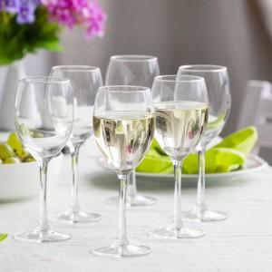 Kieliszki do wina białego Royal Leerdam Diamond 250 ml