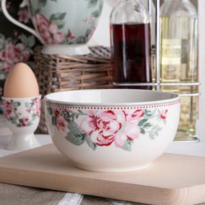 Miska, salaterka porcelanowa Altom Design Róża Paryska 14 cm