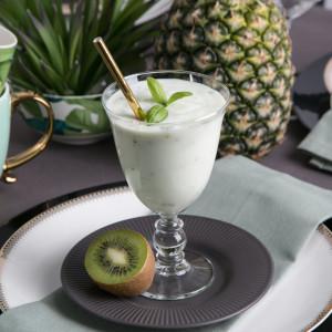 Pucharek do lodów i deserów/ salaterka szklana na nóżce Royal Leerdam 320 ml