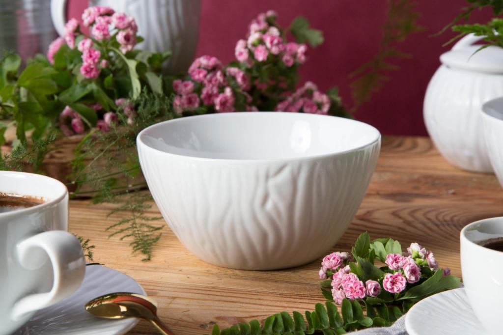 Salaterka/miseczka okrągła Porcelana MariaPaula Natura 14 cm