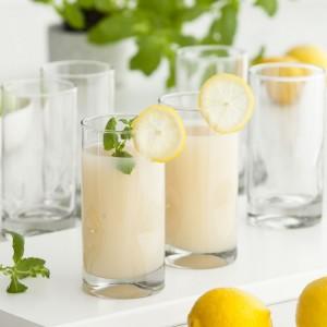 Szklanki wysokie long drink do napojów Royal Leerdam Bali 370 ml