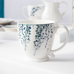 Kubek porcelanowy Jumbo Altom Design Konfetti 480 ml wzór A