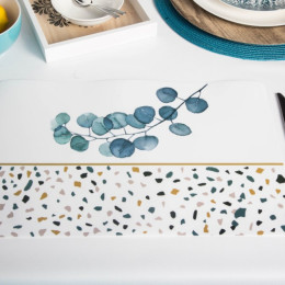 Mata stołowa Altom Design Konfetti 43 x28 cm wzór B