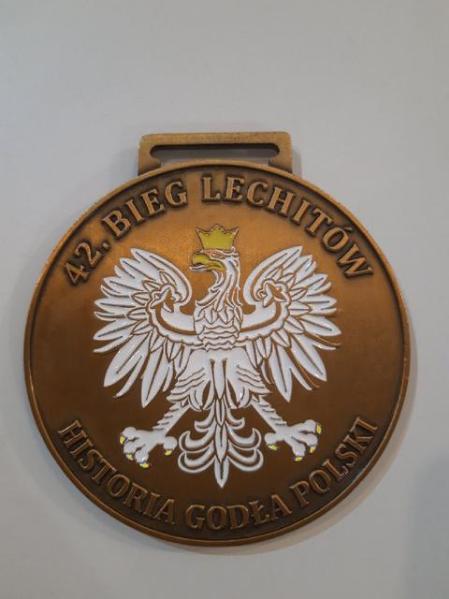 Medal Bieg Lechitów