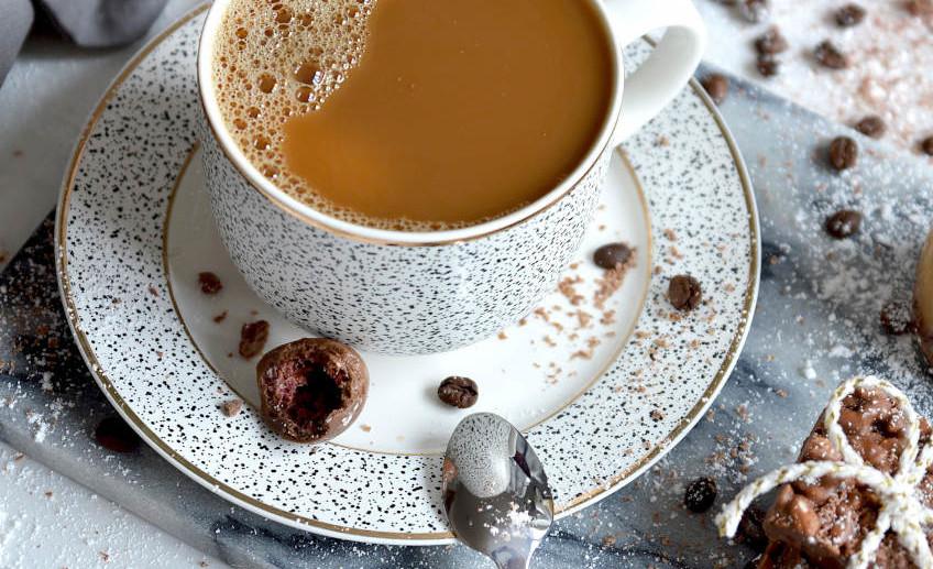 Porcelanowa filiżanka do kawy od Altom Design kolekcja Granit