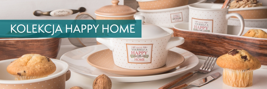 Kolekcja HAPPY HOME