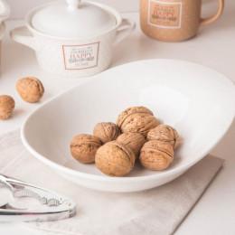 Salaterka/miska porcelanowa nieregularna Altom Design Happy Home kremowa