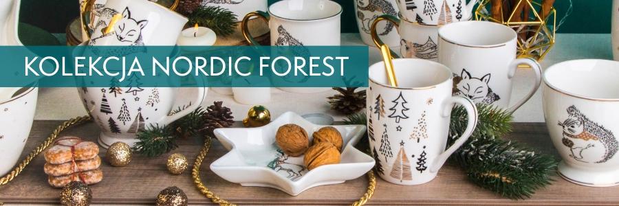 Autorska kolekcja NORDIC FOREST