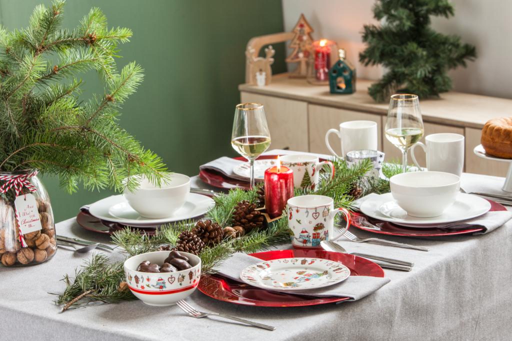 Kolekcja świąteczna od Altom Design Holly