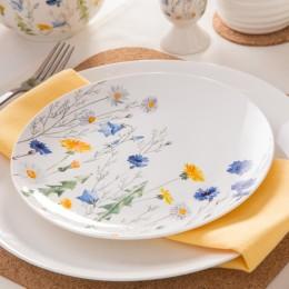 talerz deserowy porcelanowy Altom Design Chabry 20 cm