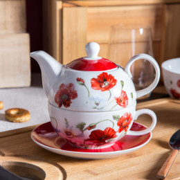 zestaw tea for one do herbaty Altom Design Maki