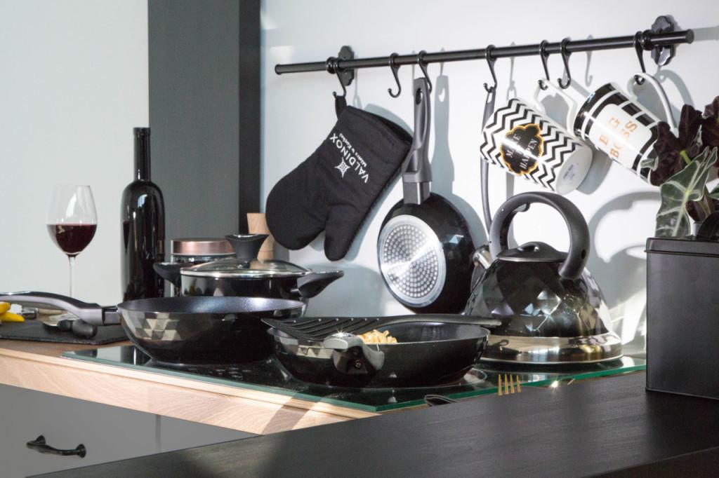 Kolekcję Space charakteryzuje nowoczesny design