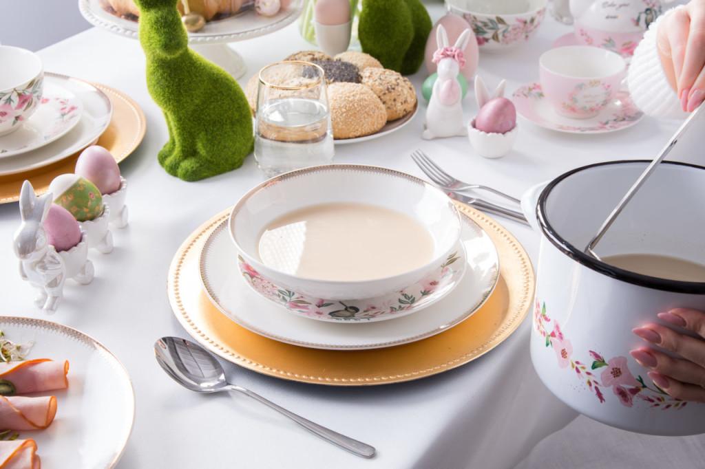 Przygotuj pyszny żurek w naczyniach emaliowanych Silesia