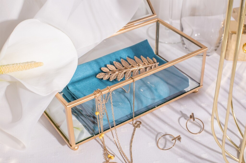 Szklane pudełko