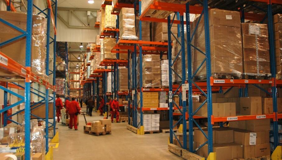 centrum logistyczne Altom