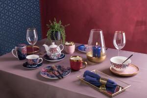 Zestaw porcelany z kolekcji Margo